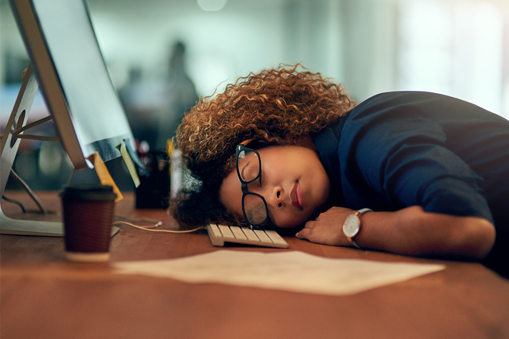 Three Tips for Tackling Daytime Fatigue